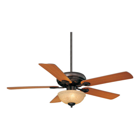 The Charleston English Bronze Ceiling Fan