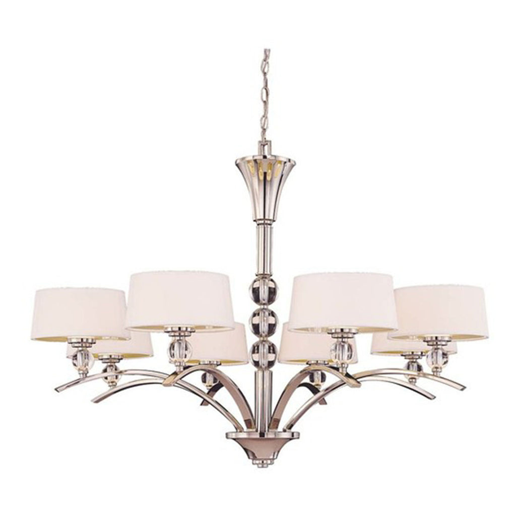 Murren 8-Light Chandelier