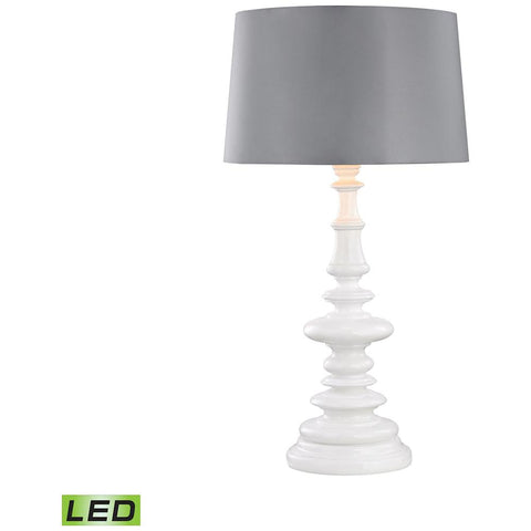 Corsage Outdoor LED Table Lamp