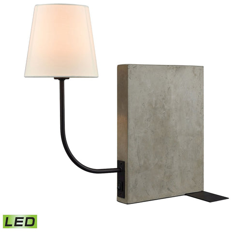 Sector Shelf Sitting LED Table Lamp
