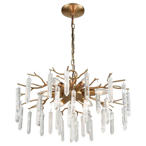 Kvist 6-Light Chandelier