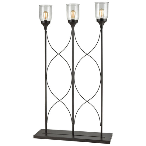 Covent Garden Floor Lamp in Oil Rubbed Bronze
