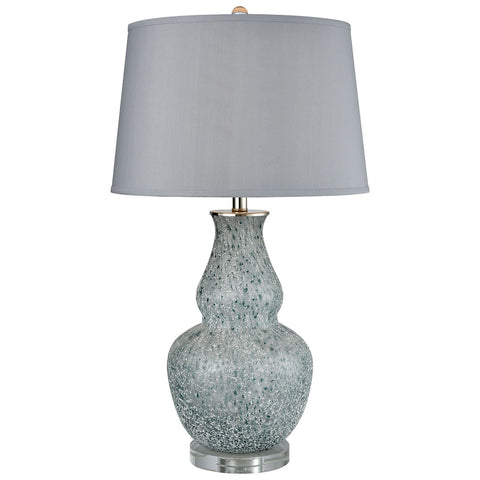 Cherie Table Lamp in Blue Grey Frost