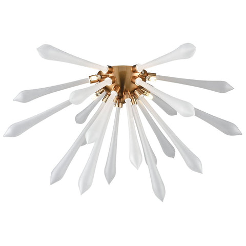 Spiritus 4-Light Flush Mount