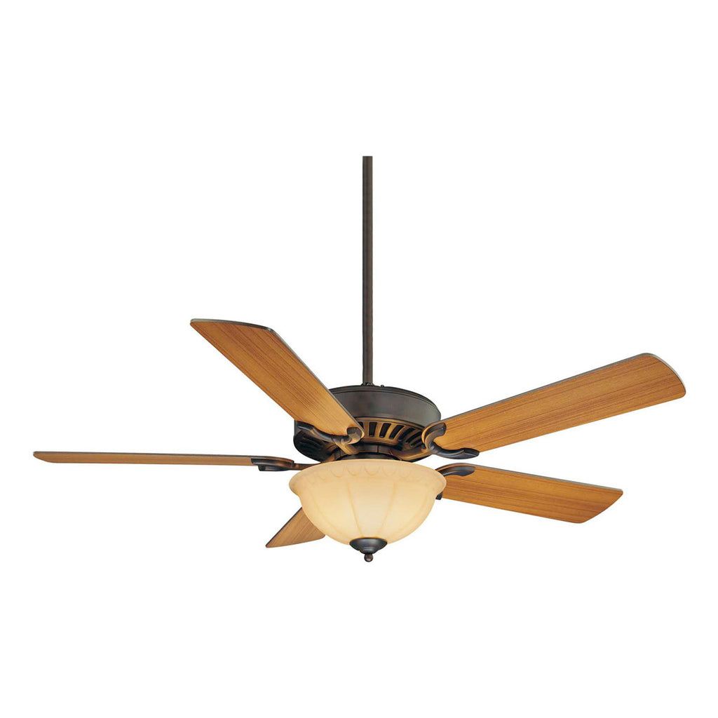 Barbour Island English Bronze Ceiling Fan