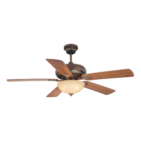 "Banff 52"" Ceiling Fan with-Light Kit"