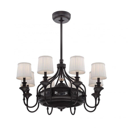 Brisa 8-Light Chandelier