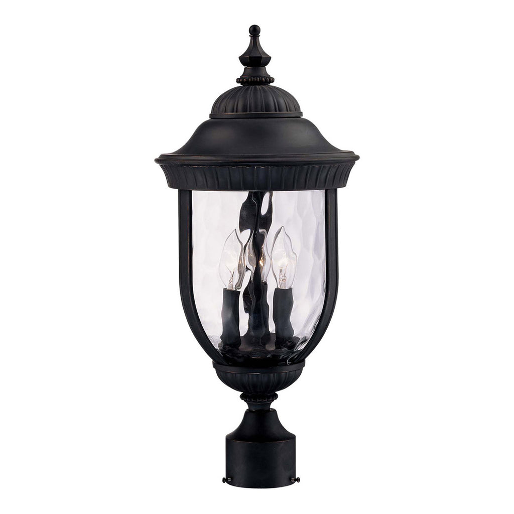 Castlemain 3-Light Post Lantern
