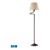 Elysburg 1-Light Floor Lamp