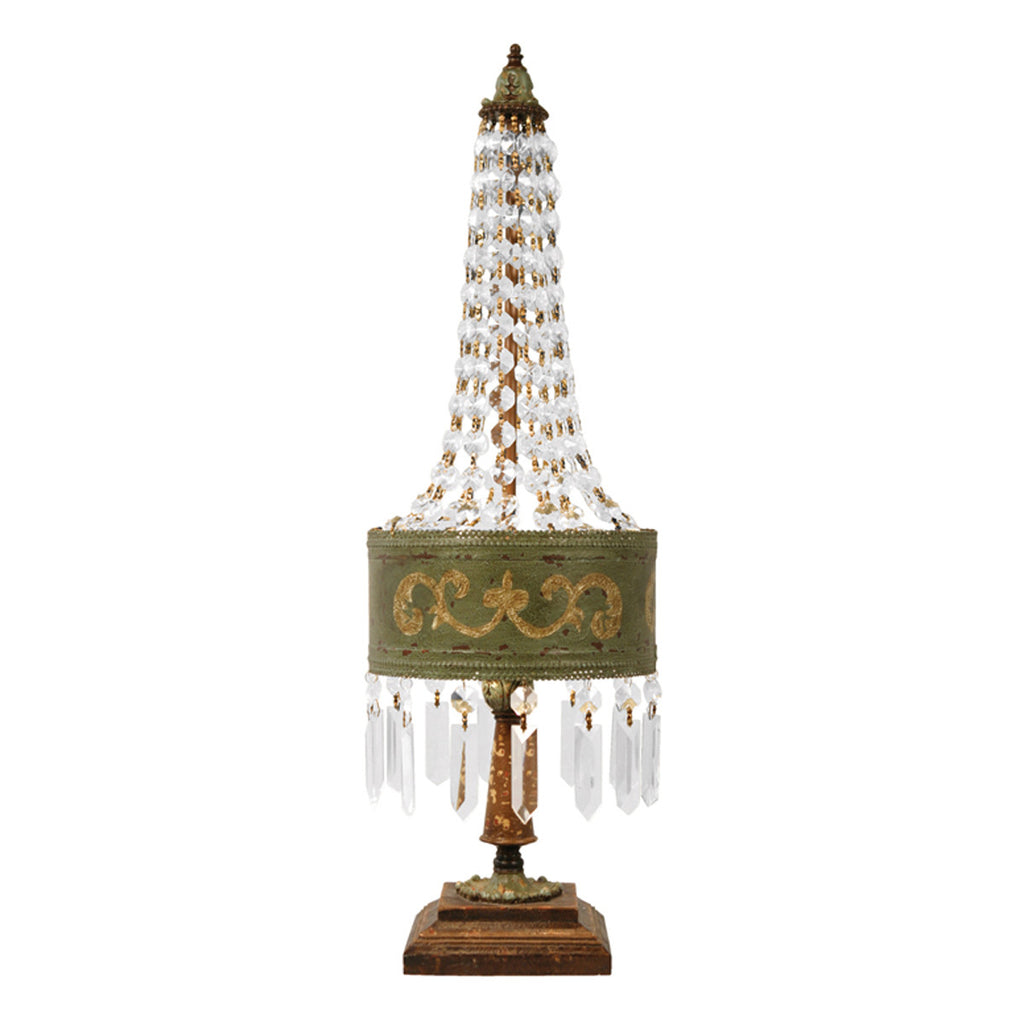 Eiffel 1-Light Table Lamp