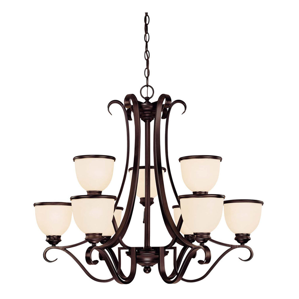 Willoughby 9-Light Chandelier