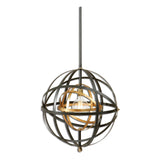 Rondure 1-Light Sphere Pendant