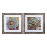 Sublime Truth Floral Art, Set of 2