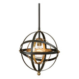 Rondure 1-Light Sphere Mini Pendant