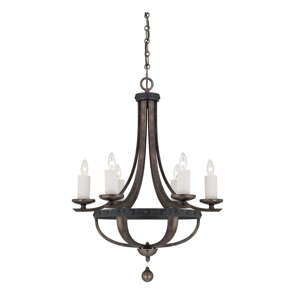 Alsace 6-Light Chandelier