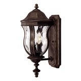 Monticello Wall Mount Lantern