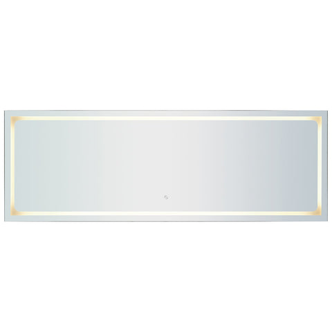 5mm Silver LED Mirror