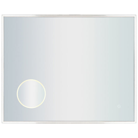 LED Mirror with 3x Magnifier