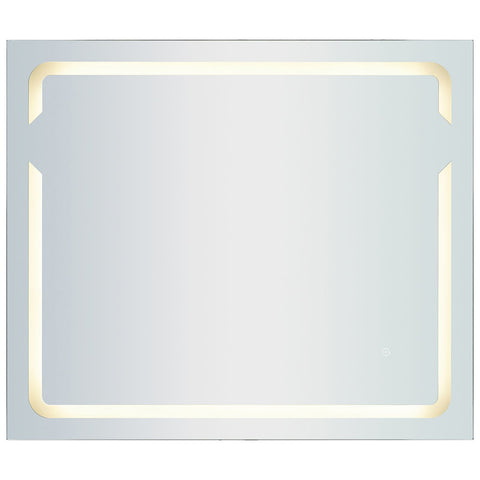 LED Mirror with Defogger