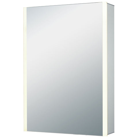 20 x 27 LED Mirrored Medicine Cabinet