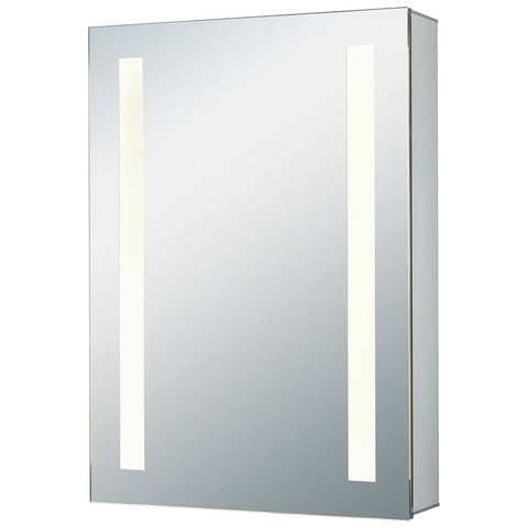 20 x 27 USB Charger LED Mirrored Medicine Cabinet