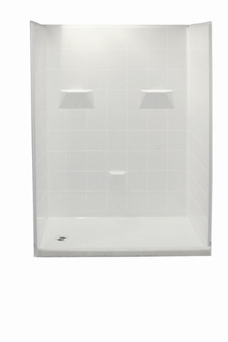 6030 Low Threshold Mobility Shower - Canadian Walk-in Tubs