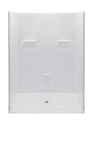6048 Barrier Free Mobility Shower - Canadian Walk-in Tubs