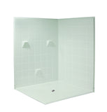 6060 Side Entrance Barrier Free Mobility Shower - Canadian Walk-in Tubs