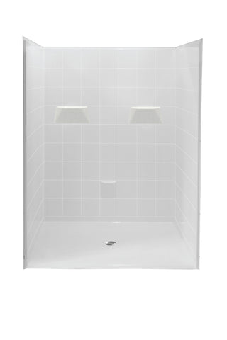 6060 Barrier Free Mobility Shower - Canadian Walk-in Tubs