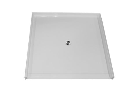 6060 Barrier Free Shower Pan - Canadian Walk-in Tubs