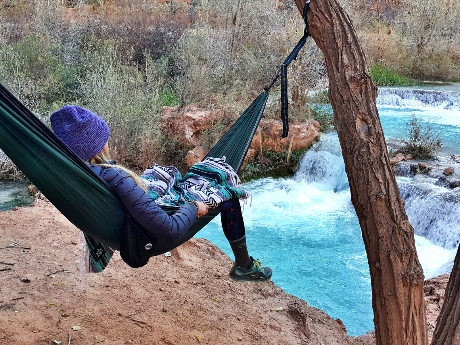 Tips for Hammock Hiking, Backpacking and Camping - Hang Loose