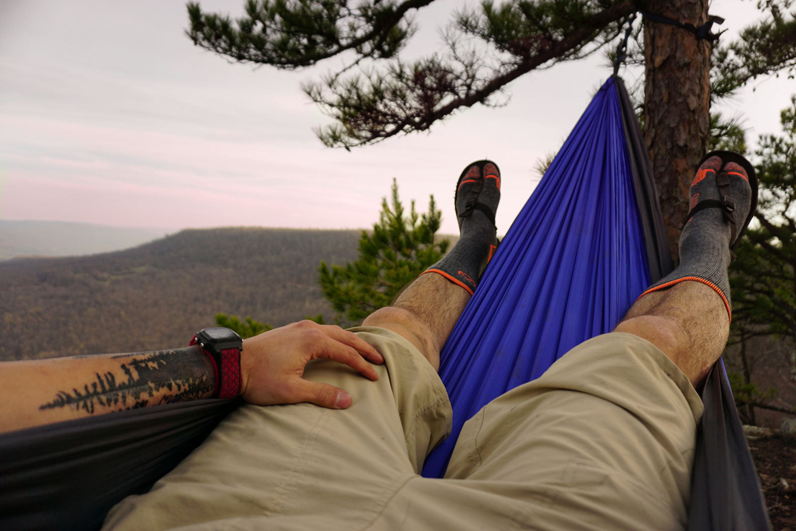 Tips for Hammock Hiking, Backpacking and Camping
