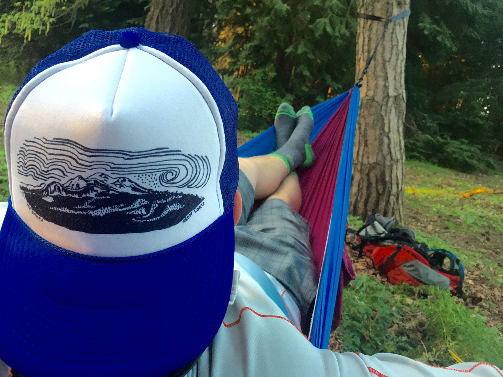 Tips for Hammock Hiking, Backpacking and Camping - Sleep Diagonally