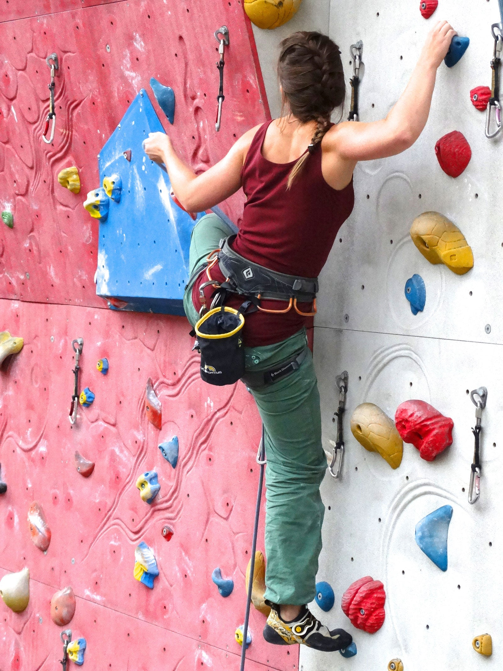 5 Reasons You'll Love Joining an Indoor Climbing Gym | CloudLine Apparel