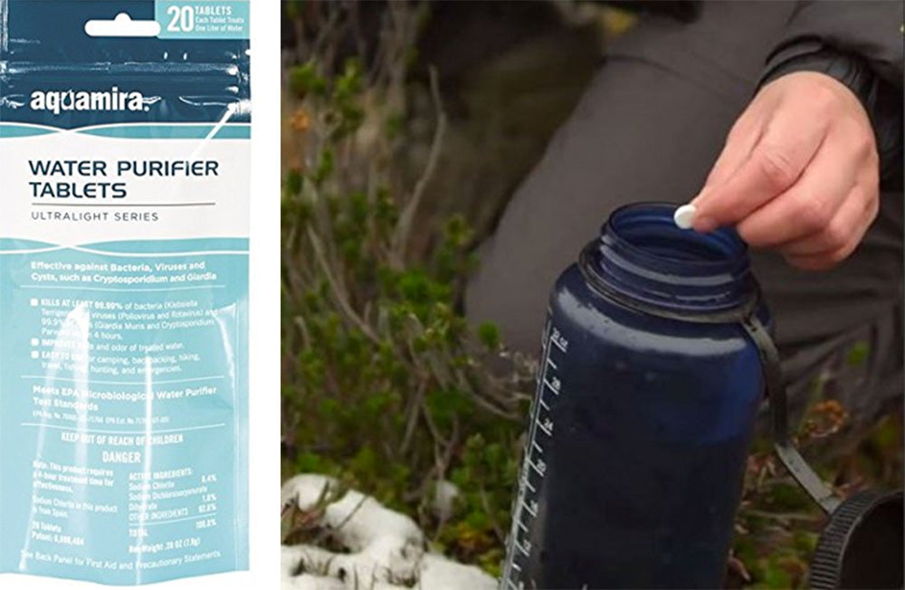6 Ways to Purify Water While Backpacking and Hiking | CloudLine Apparel