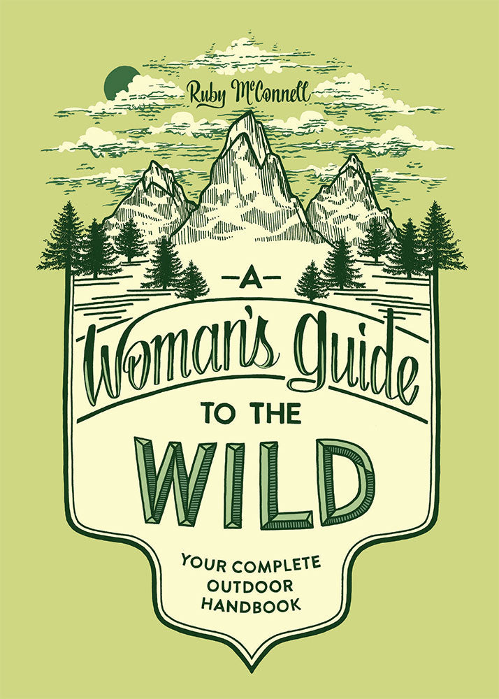 A Woman's Guide to the Wild Cover Art - by Teresa Grasseschi