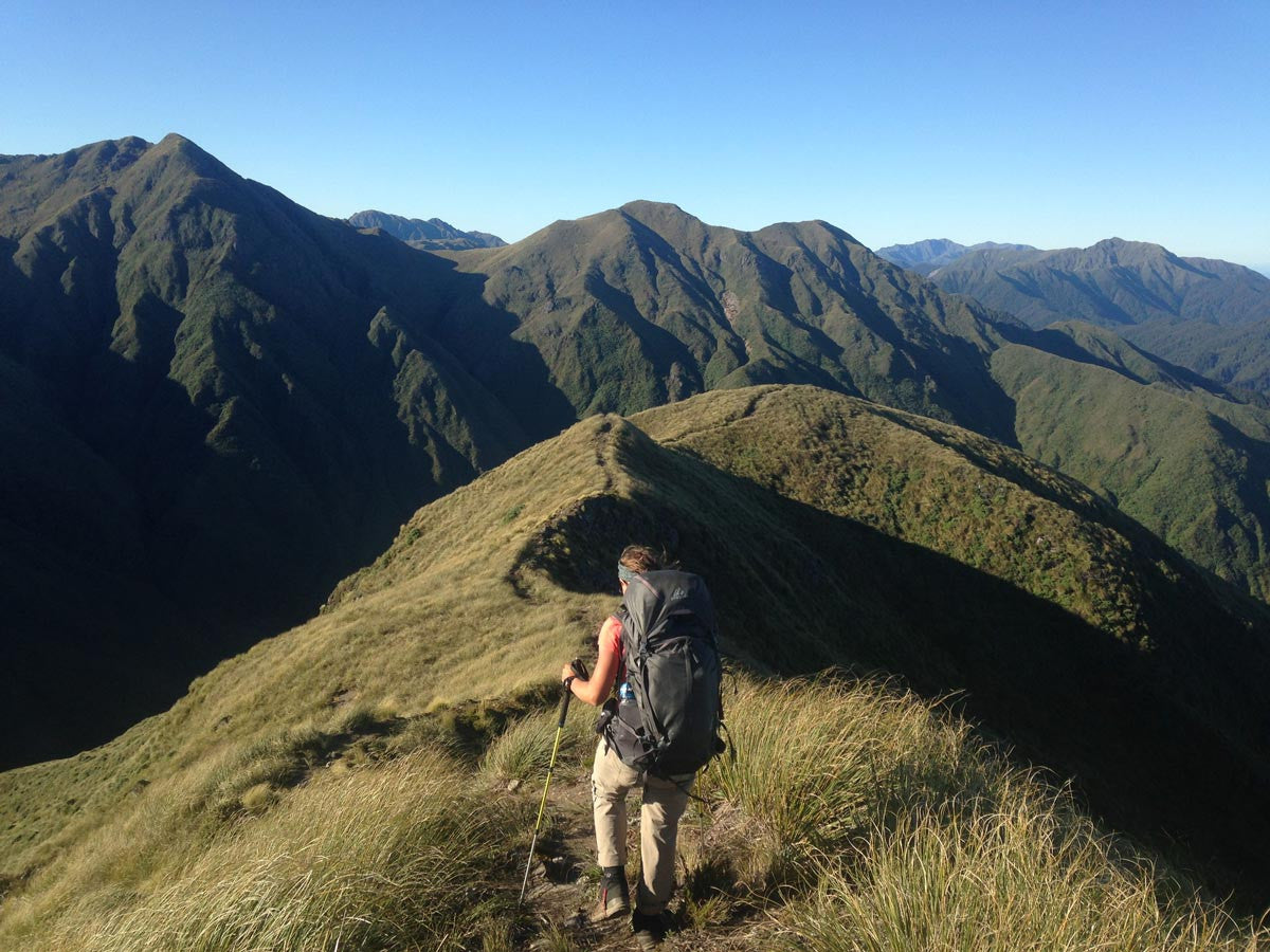 Event Series: Thru-Hiking Te Araroa in New Zealand | CloudLine Apparel