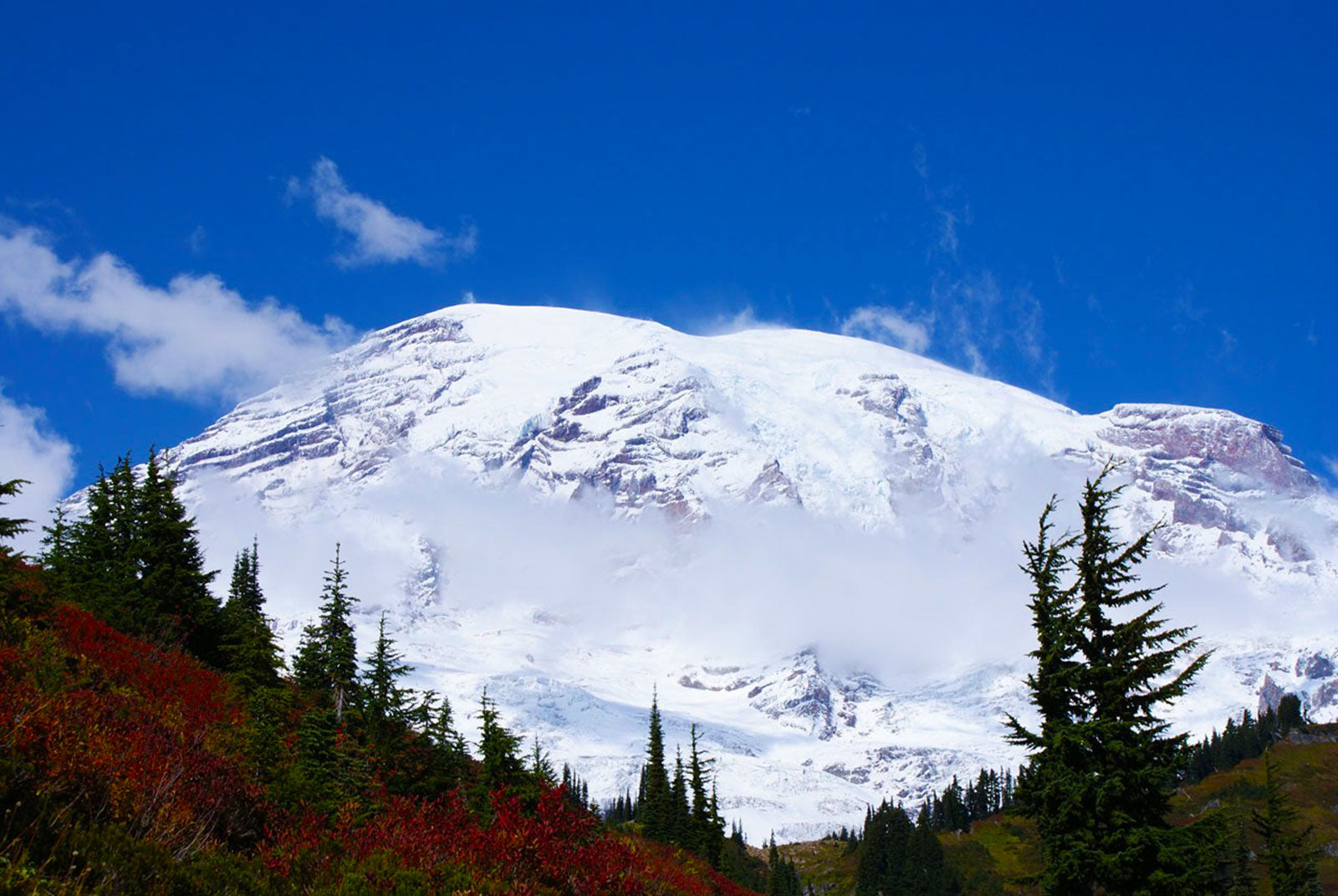 Best National Parks for Fall Hiking - The CloudLine Blog