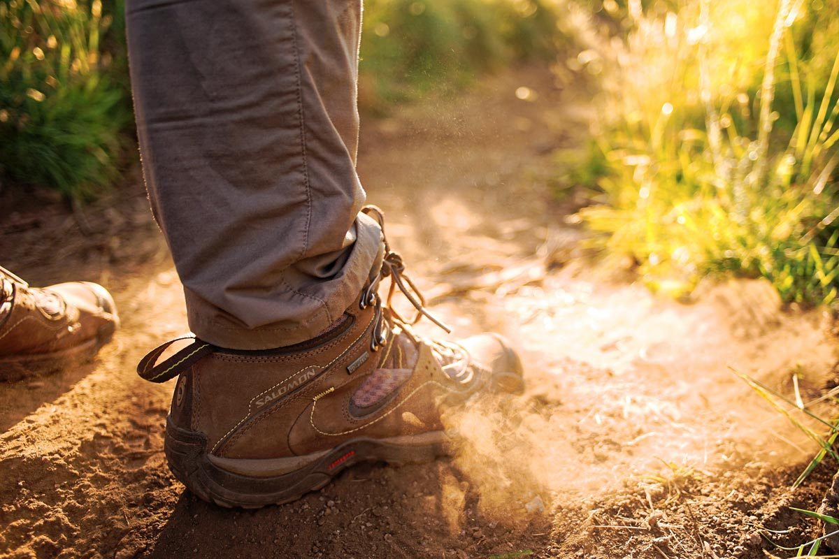 How to Care for Hiking Feet