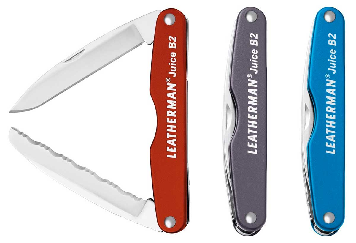 Leatherman Juice B2 Pocket Knife