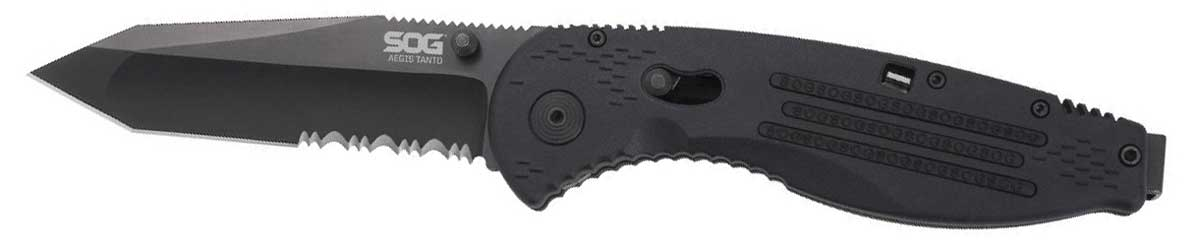 SOG Aegis Assisted Folding Knife
