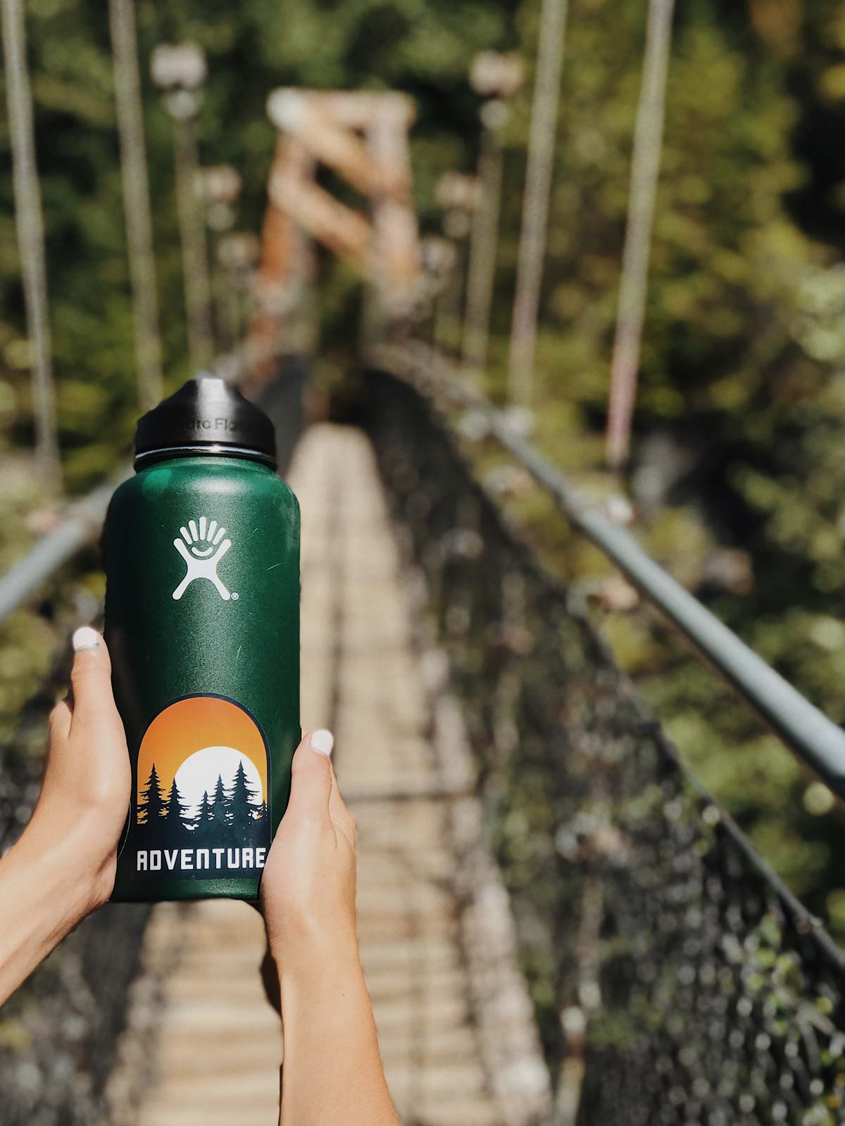 Self Care for Outdoor Adventurers - Stay Hydrated