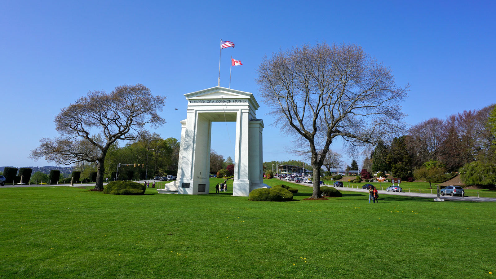 Six Little Known Attractions in Washington State - International Peace Arch
