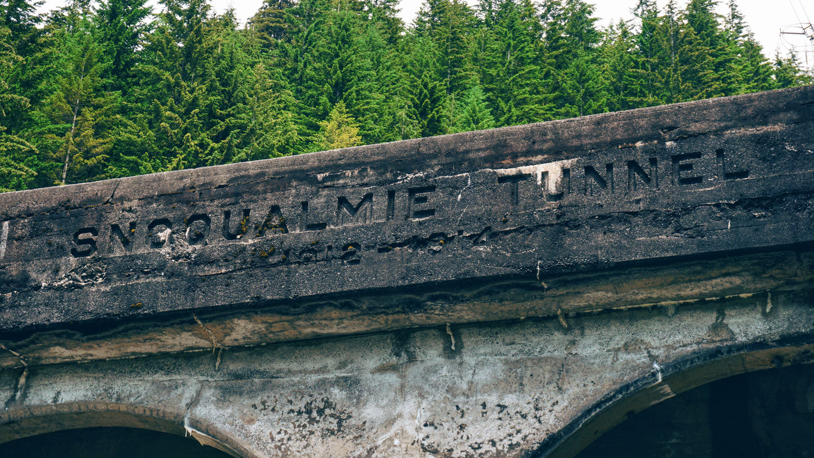 Six Attractions in Washington - Snoqualmie Tunnel