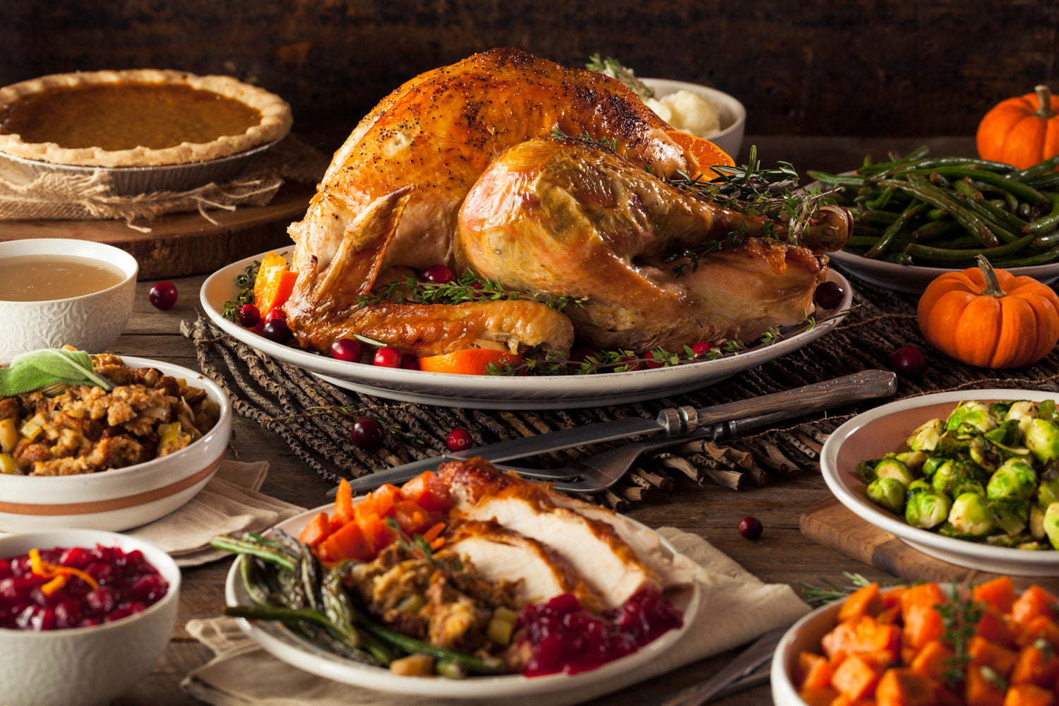 How to Burn Off Your Thanksgiving Feast