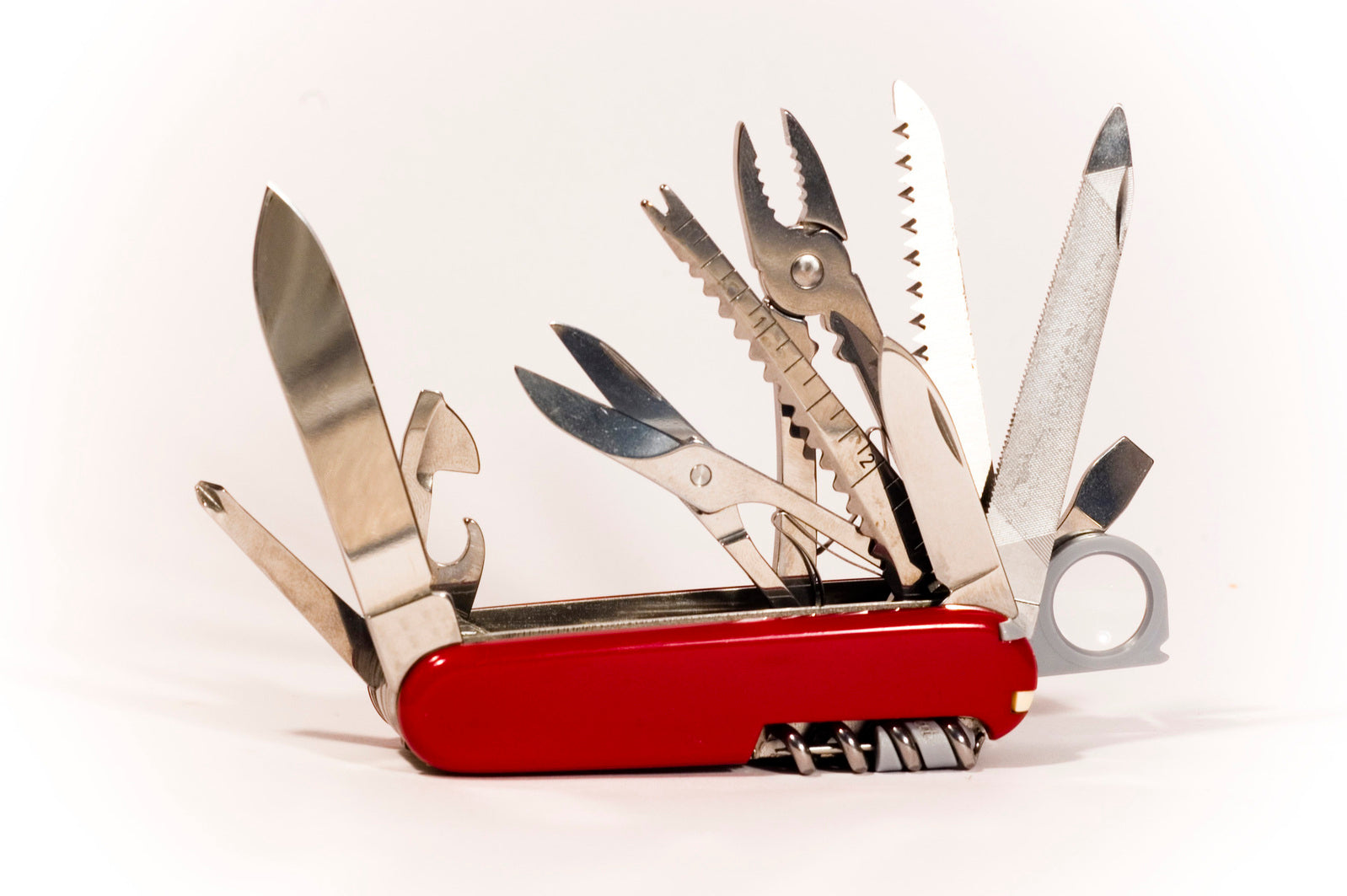 Repair Kit and Tools are Number 7 on the 10 Essentials List