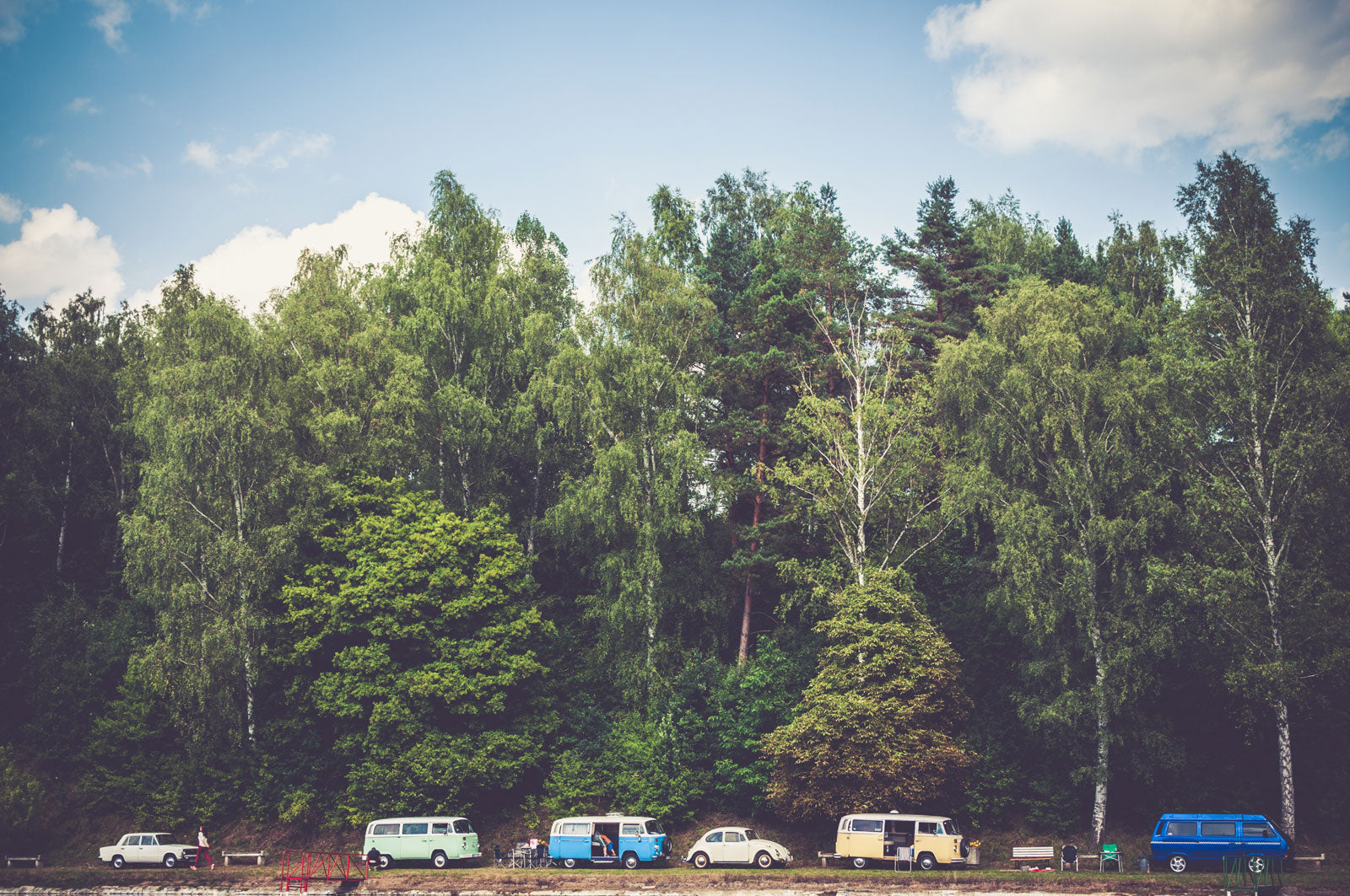 The Van Life Community Means Wherever You Park You'll Have Friends!