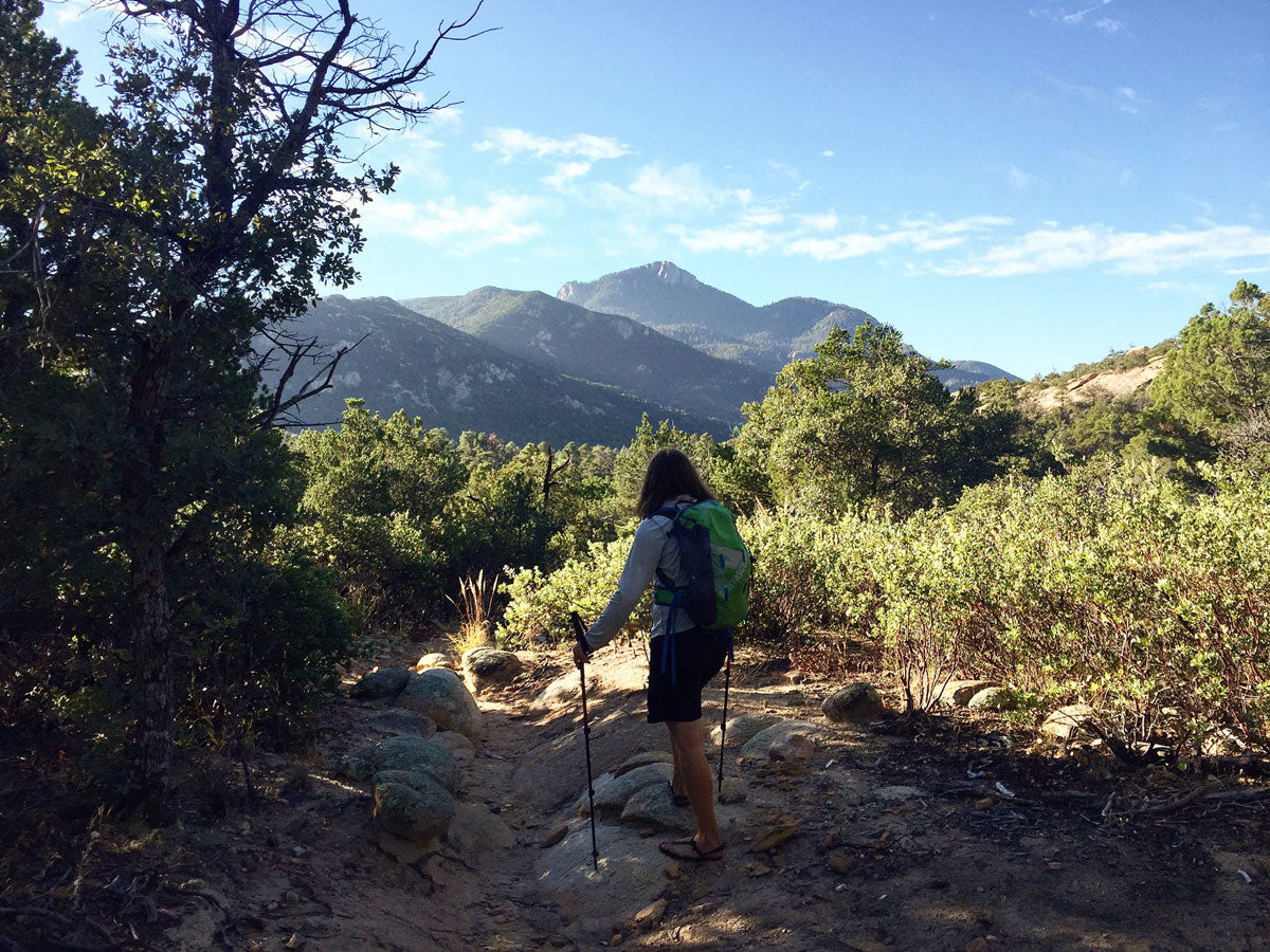 A Day on the Trail: Hiking Mt Rincon | CloudLine Apparel