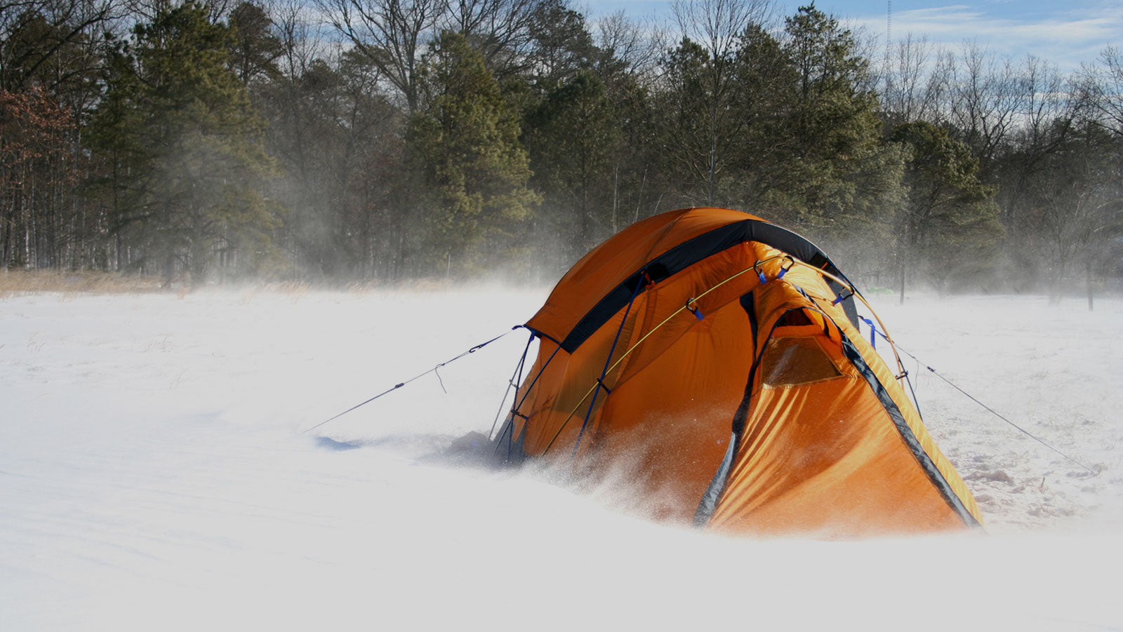 11 Tips for Winter Camping and Backpacking