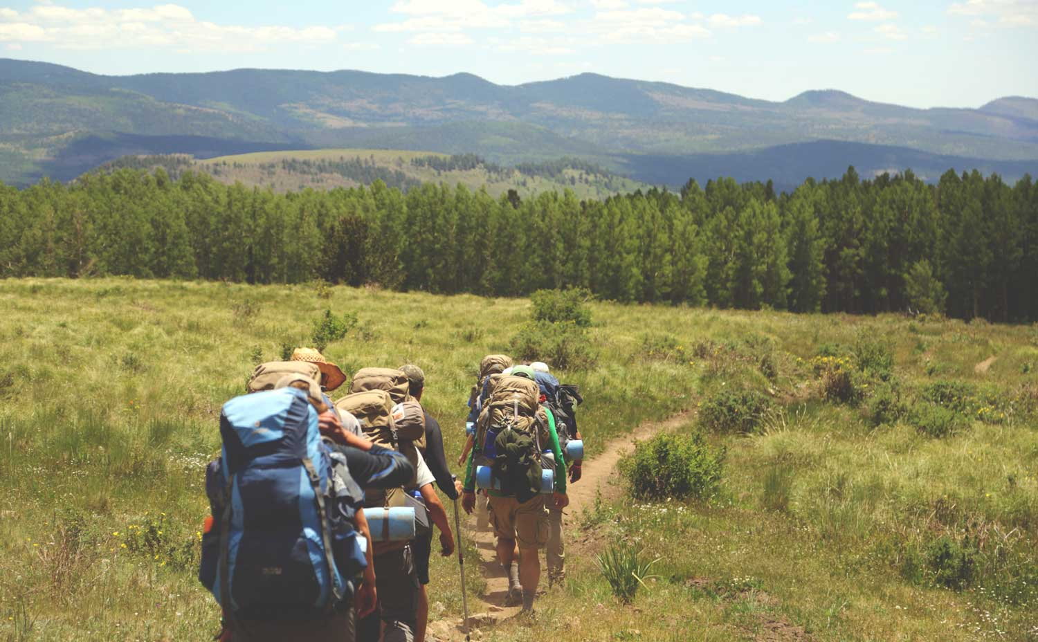 Backpacking Tips for Couples